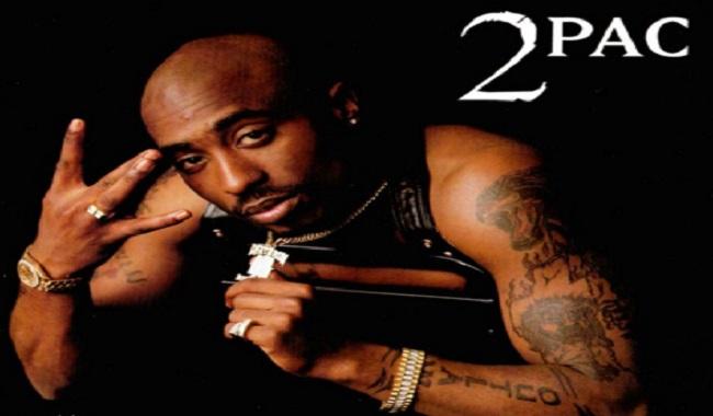 2 Pac chanteur de rap