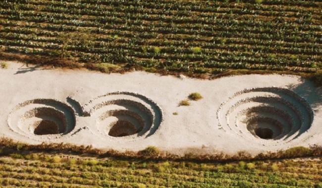 3 Puquios au Pérou