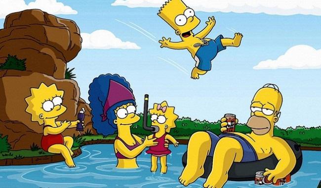 6 mois pour un épisode des Simpsons