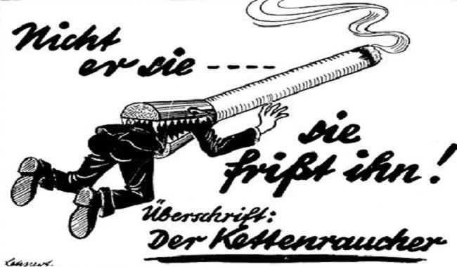 Campagne anti-tabac de Hitler