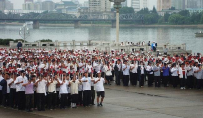 Classe sociale en Corée du Nord