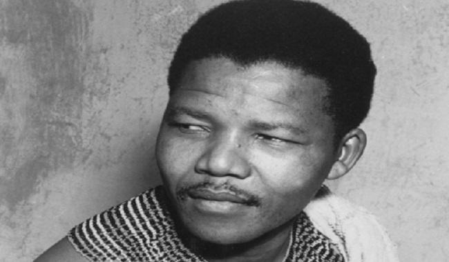 Le père de Nelson Mandela