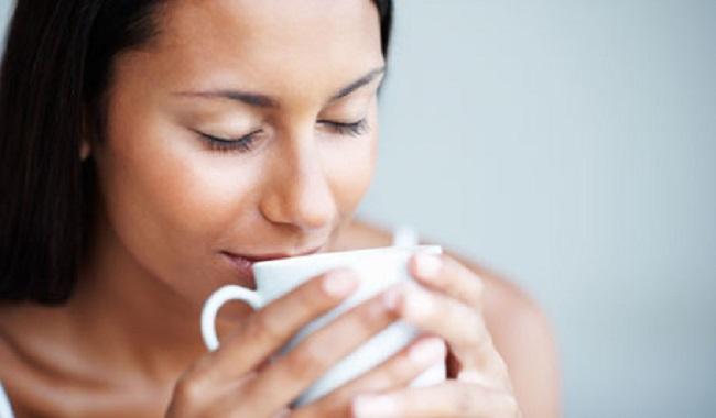 Odeur du café et goût