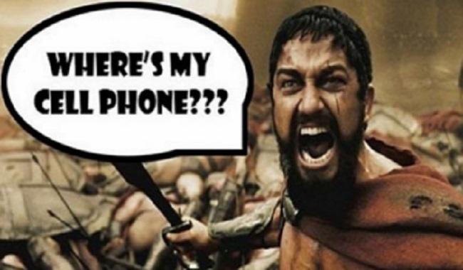 Phobie de perdre son téléphone