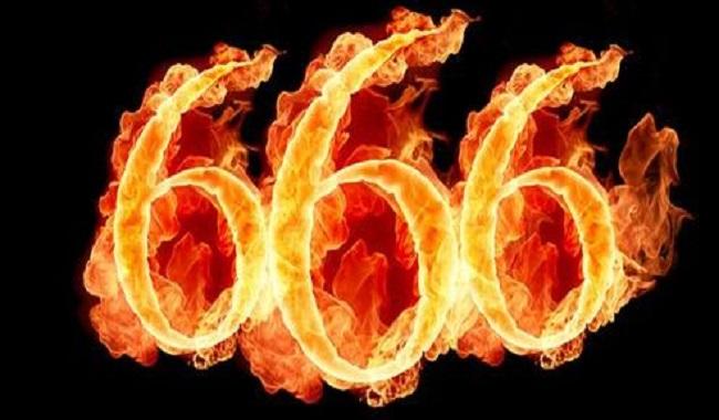 Phobie du numèro 666