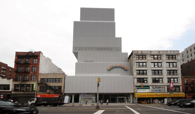 The New Museum of Contemporary