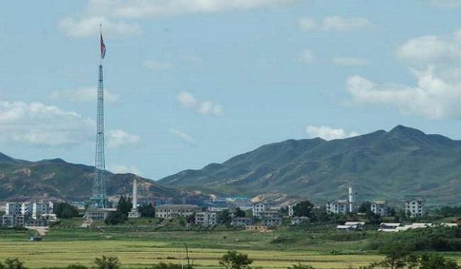Ville fantome en Corée du Nord