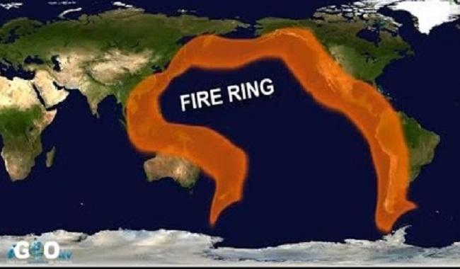 Cercle de Feu Volcan
