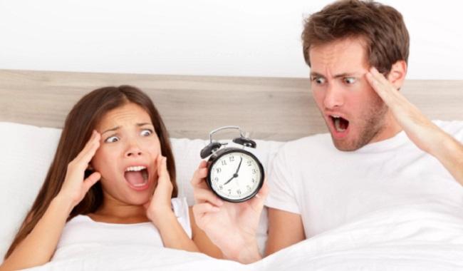 Dormir moins de 7 heures