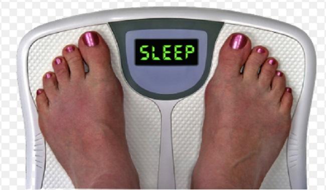 Manque de sommeil entraine gain de poids