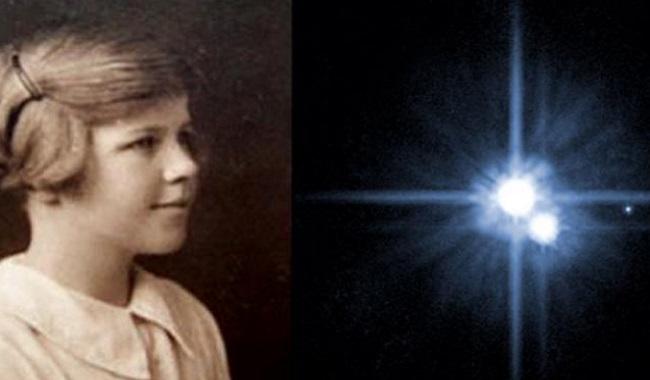 Fille de 11 ans donne son nom à Pluton