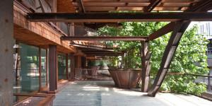 Verde treehouse en Italie (2)