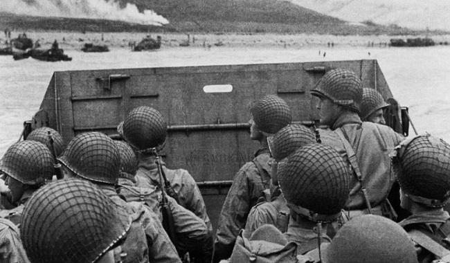 6 juin 1944 débarquement