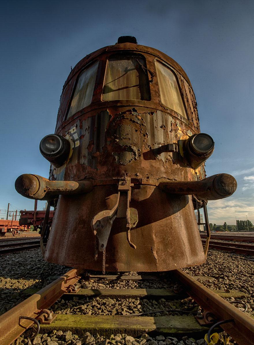 L'Orient Express abandonné (2)