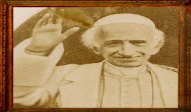 Le pape Léon XIII portait une flasque pleine de vin infusé avec de la cocaïne.