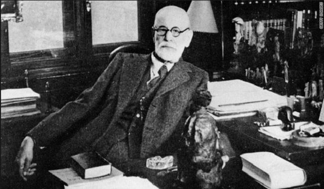 Sigmund Freud's